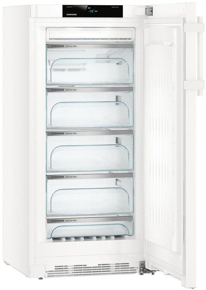 Liebherr Gnp 2855 A+++ Gefrierschrank Weiß 60 Cm Breit Nofrost von Tisch Gefrierschrank No Frost Photo