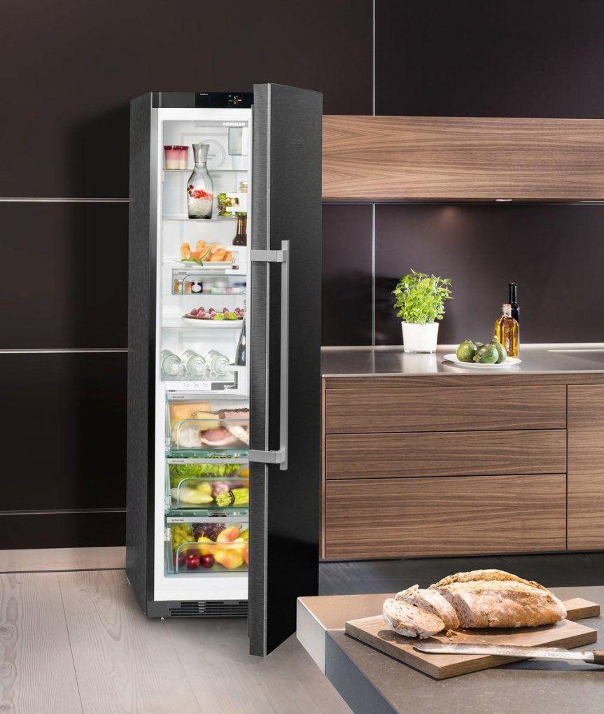 Liebherr Kbbs 4350 A+++ Standkühlschrank Biofresh Edelstahl Von von Liebherr Kbies 4350 Premium Biofresh Bild