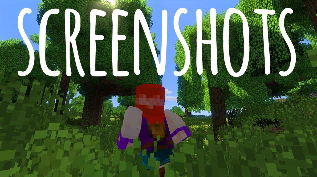 Life In The Woods  Minecraft Modpack von Life In The Woods Minecraft Photo