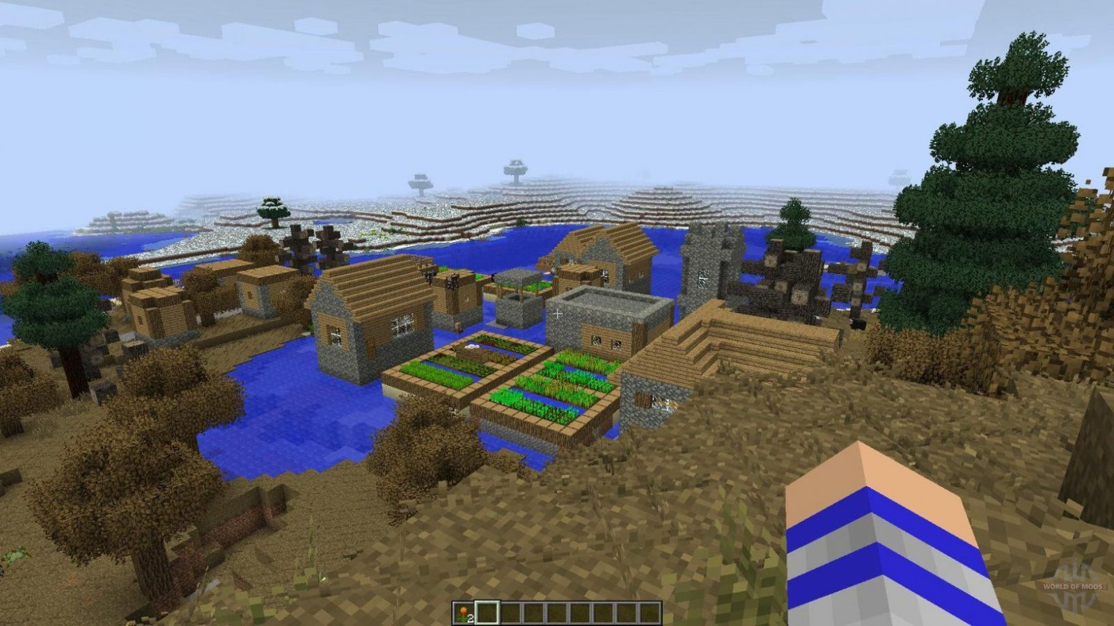Life In The Woods Renaissance For Minecraft Von Life In