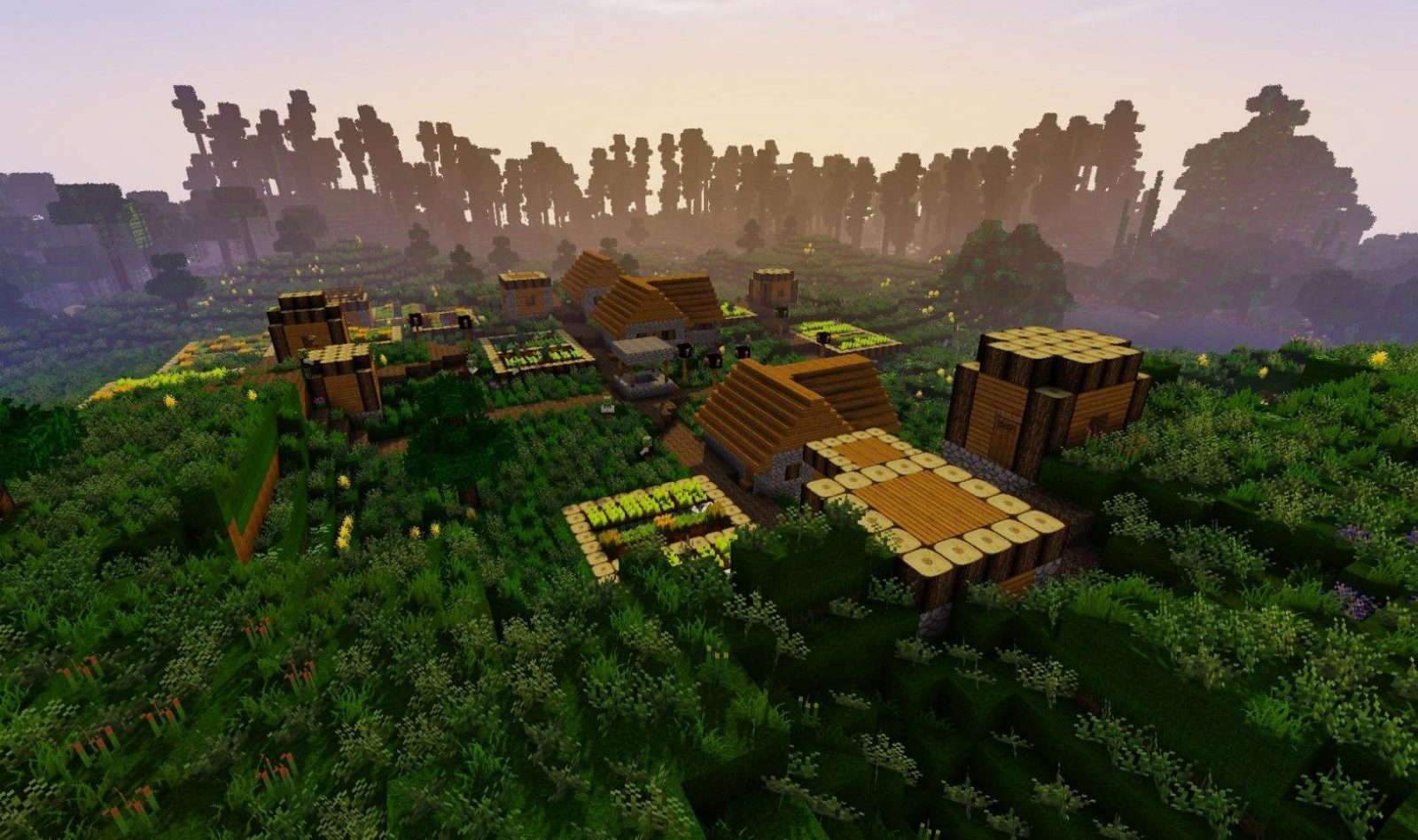 Life In The Woods Seeds  Seeds  Minecraft Java Edition von Life In The Woods Minecraft Bild