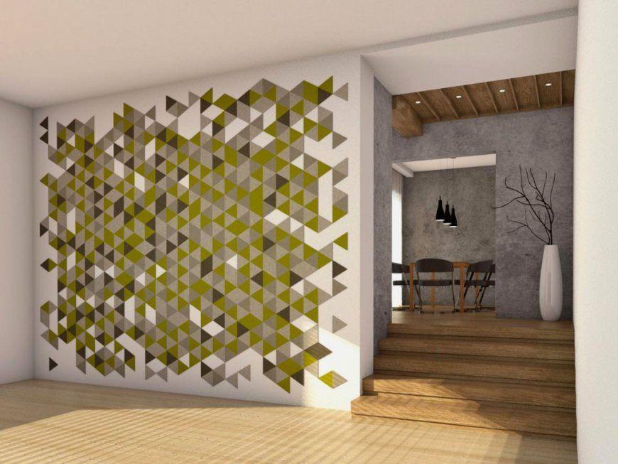 Linie Wandgestaltung Kreativ  Paperwingsmedia von Kreative Wandgestaltung Mit Fotos Photo
