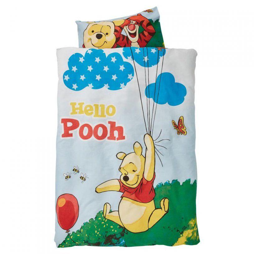 Linon Kinderbettwäsche Winnie Pooh (100 X 135 Cm)  Dänisches von Bettwäsche Winnie Pooh 100X135 Bild