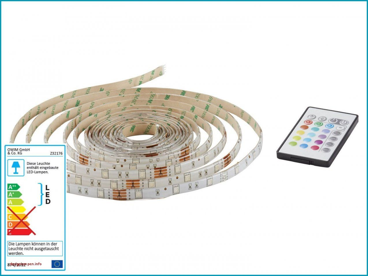 Livarno Lux Led Strip 9Yg Van Design Lampen En Livarno Lux Led Band von Livarno Lux Led Band Photo