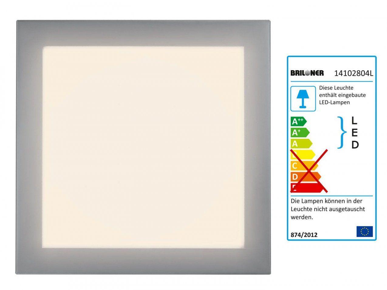 Livarno Lux® Ledleuchtpanel Mit Warmweißem Licht  Farbwechsel von Livarno Lux Led Leuchtpanel Photo