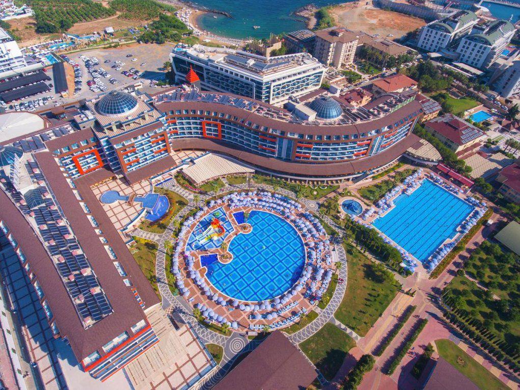 Lonicera Resort & Spa Hotel (Türkei Avsallar)  Booking von Vikingen Infinity Resort & Spa Aktuelle Bilder Photo