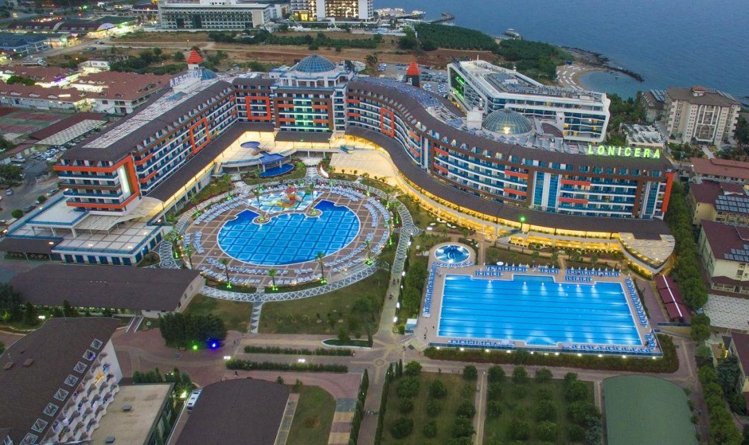 Lonicera Resort & Spa Hotel (Türkei Avsallar)  Booking von Vikingen Infinity Resort & Spa Aktuelle Bilder Photo