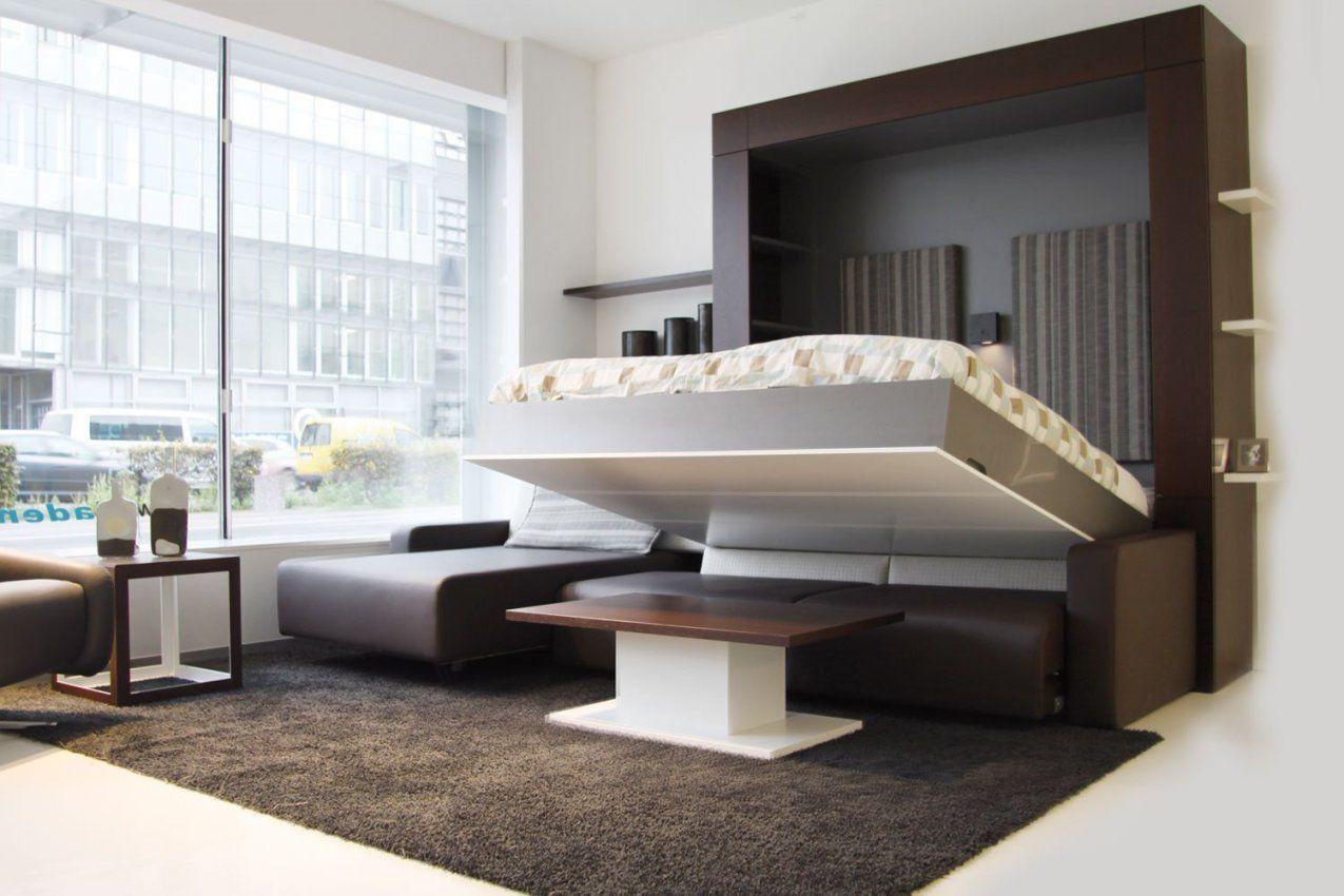 Lösung Für Kleine Räume 21 Wandbett Ideen  Möbel  Zenideen von Bett Ideen Für Kleine Zimmer Bild