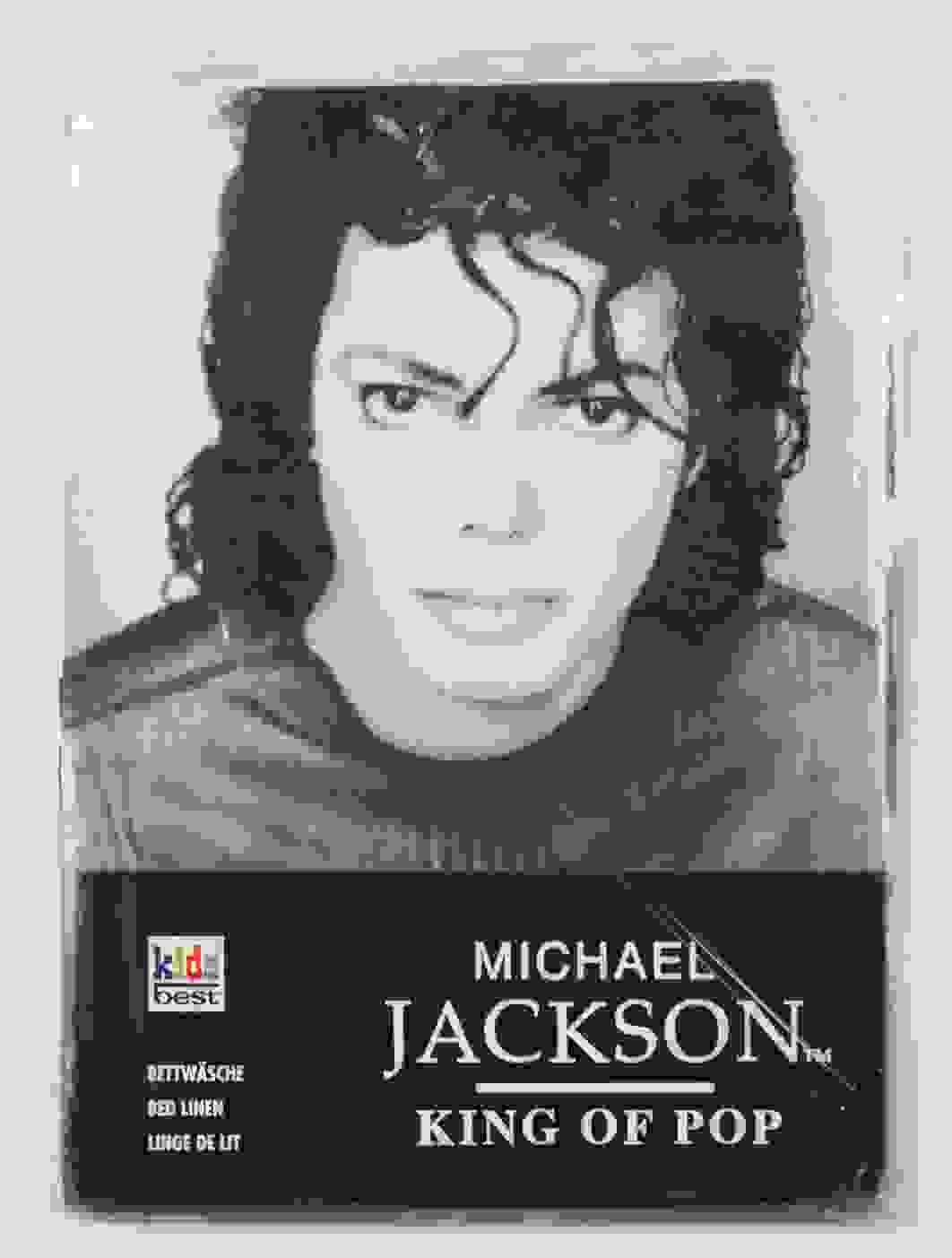 Lot Detail  Michael Jackson Original Bed Linen von Michael Jackson Bettwäsche Bild