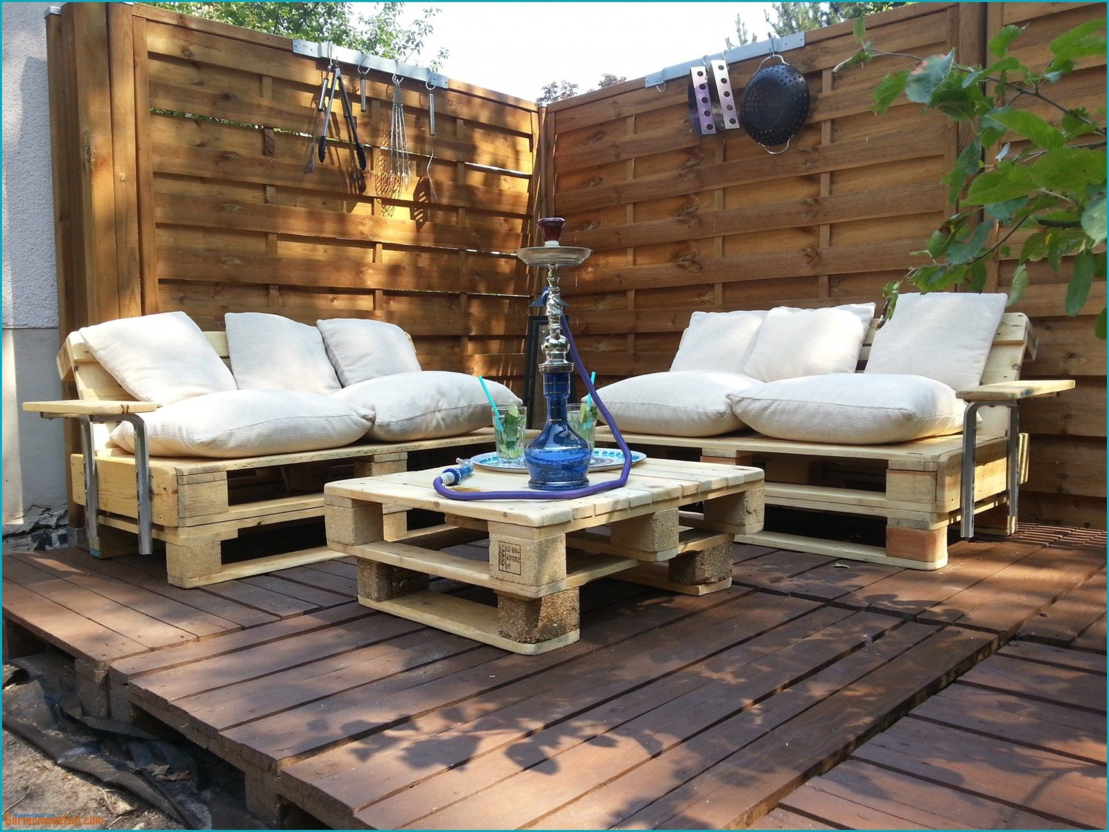 Lounge Sofa Selber Bauen L6S Von Design Sofa Und Bild Gartenmöbel von Garten Lounge Aus Paletten Selber Bauen Bild