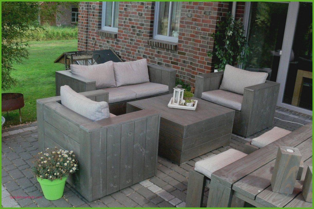 Loungemöbel Garten Selber Bauen – Wohndesign von Lounge Gartenmöbel Holz Selber Bauen Bild