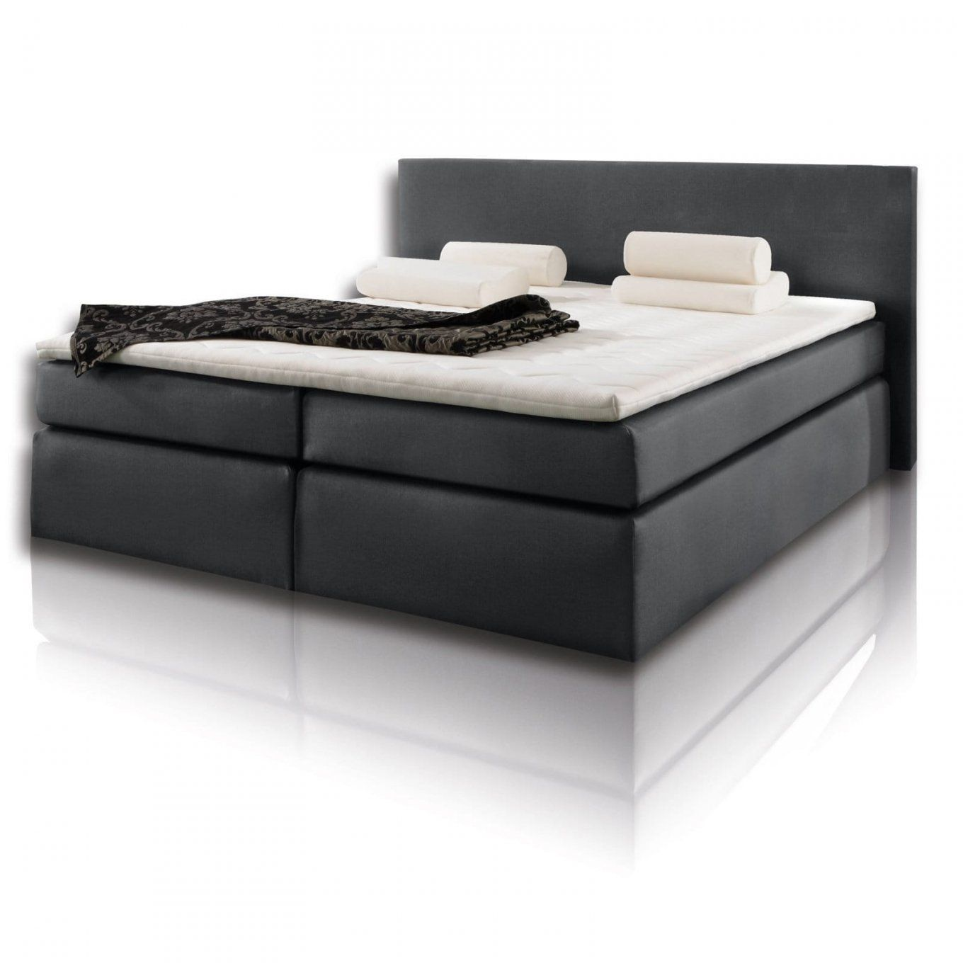 Lovely Boxspringbett Santa Barbara Grau 180×200 Cm Boxspringbetten von Boxspringbett Santa Barbara Photo