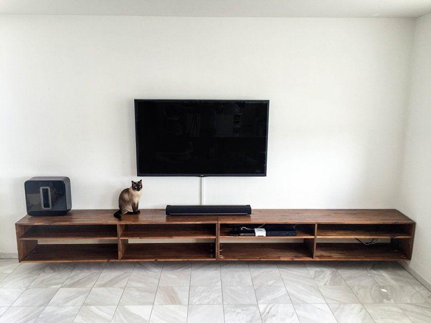 Lowboard Selber Bauen  Alitopten von Tv Lowboard Selber Bauen Bauanleitung Bild