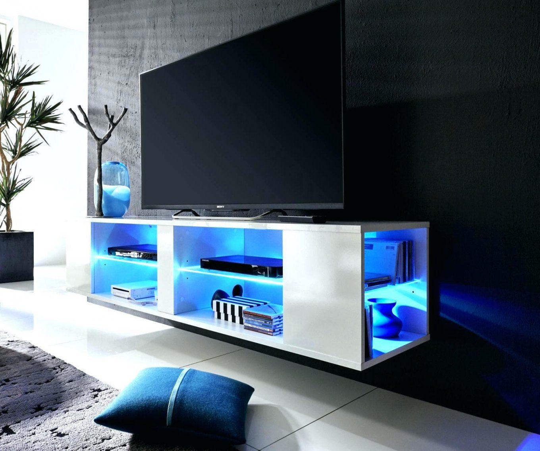 Lowboard Weiss Hangend Tv Weis Hochglanz Hausliche Verbesserung Avec von Tv Lowboard Weiß Hochglanz Hängend Bild