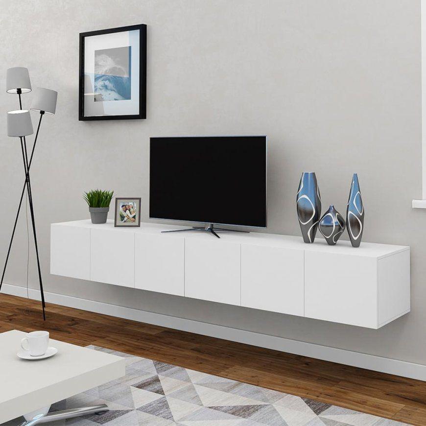 Lowboards Günstig Online Kaufen  Real von Lowboard Weiß Hochglanz 3M Bild