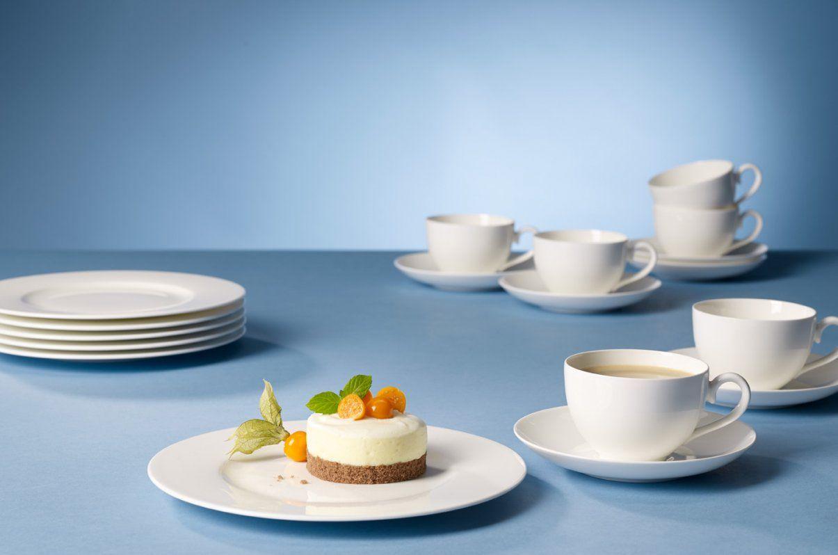 Lust Auf Porzellan  Villeroy & Boch Royal Kaffeeset 18Tlg von Villeroy Und Boch Royal Basic Photo