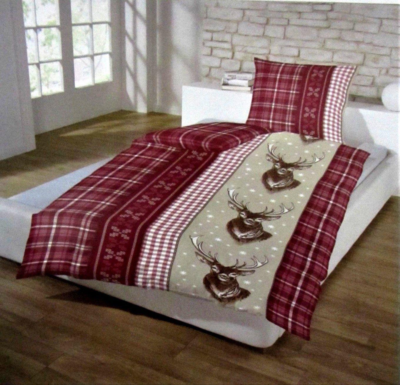 Luxuriös Bettwäsche Rot Weiß Kariert Landhaus  Bettwäsche Ideen von Rot Weiß Karierte Bettwäsche Bild