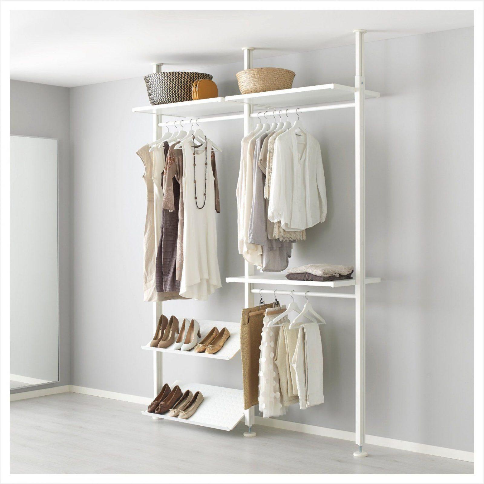 Luxury Spannende Ideen Begehbarer Kleiderschrank Ikea Stolmen Pax von Ikea Begehbarer Kleiderschrank Stolmen Bild