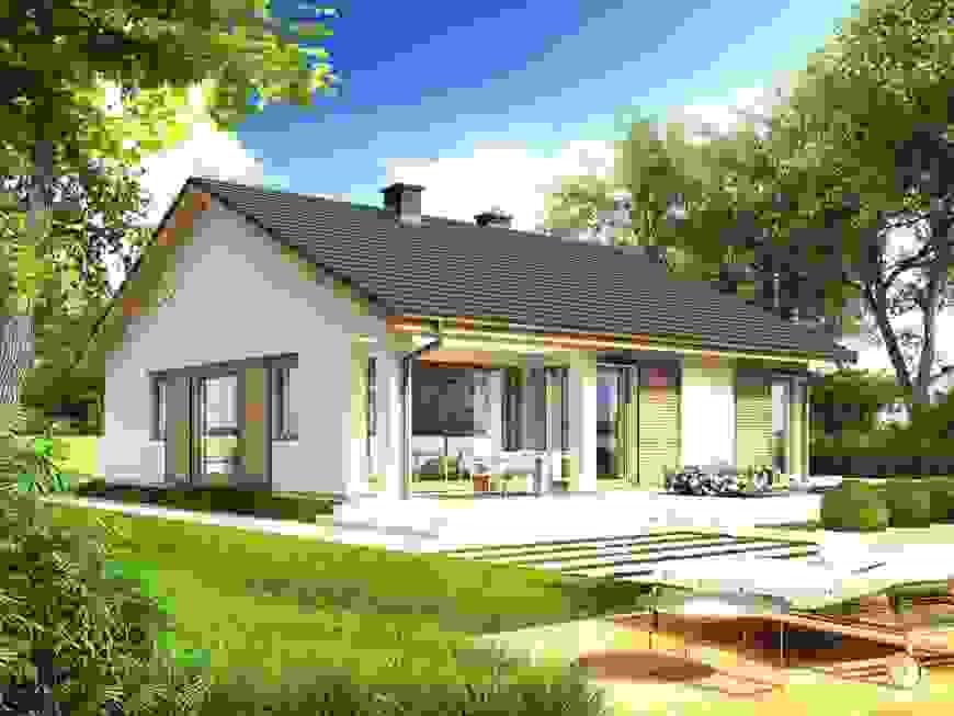 Luxus 40 Garten Holzhäuser Aus Polen Designideen  Einzigartiger Garten von Schlüsselfertige Häuser Aus Polen Photo