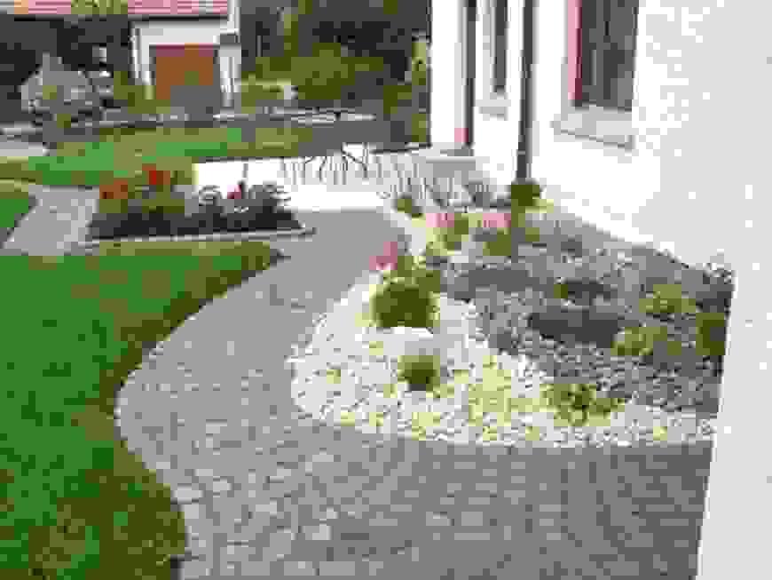 Luxus 40 Gartengestaltung Mit Steinen Und Rindenmulch Designideen von Gartengestaltung Mit Steinen Und Kies Bilder Bild