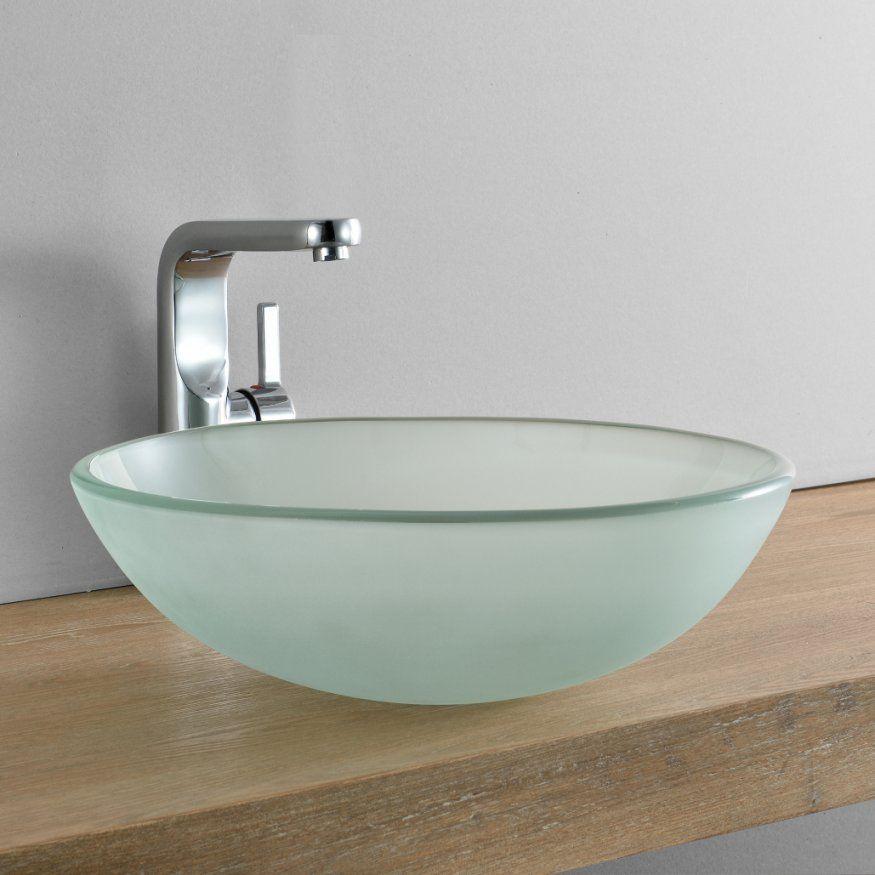 luxus aufsatzwaschbecken rund 30 cm waschbecken rund bad. Black Bedroom Furniture Sets. Home Design Ideas
