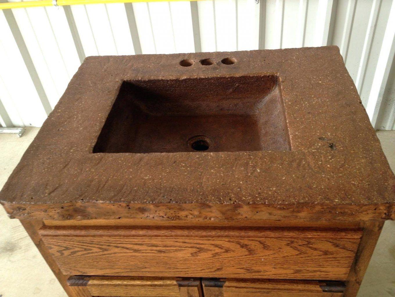 Luxus Beton Waschbecken Selber Machen Waschbecken Beton Waschtisch von Waschbecken Beton Selber Machen Photo
