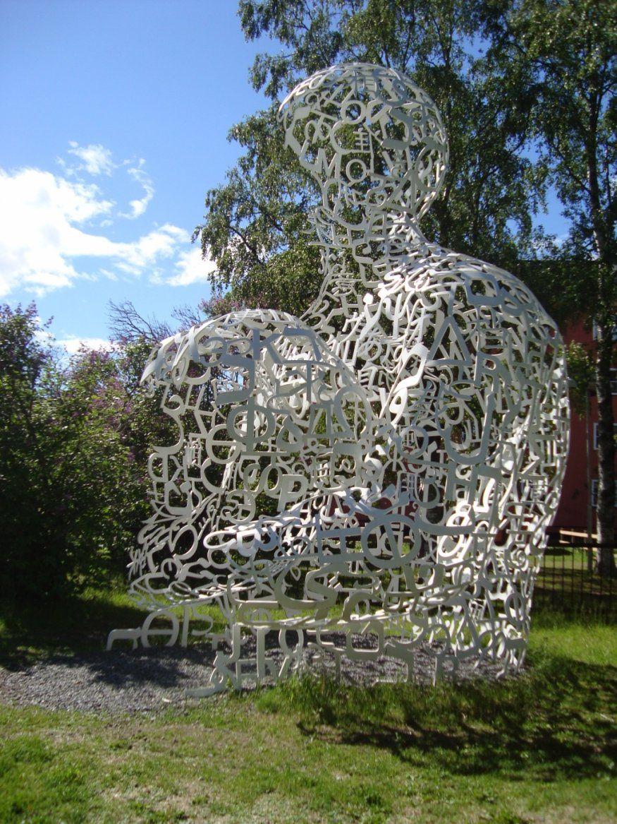 Luxus Betonskulpturen Selber Machen Garten Skulpturen Zum von Skulpturen Für Den Garten Selber Machen Bild