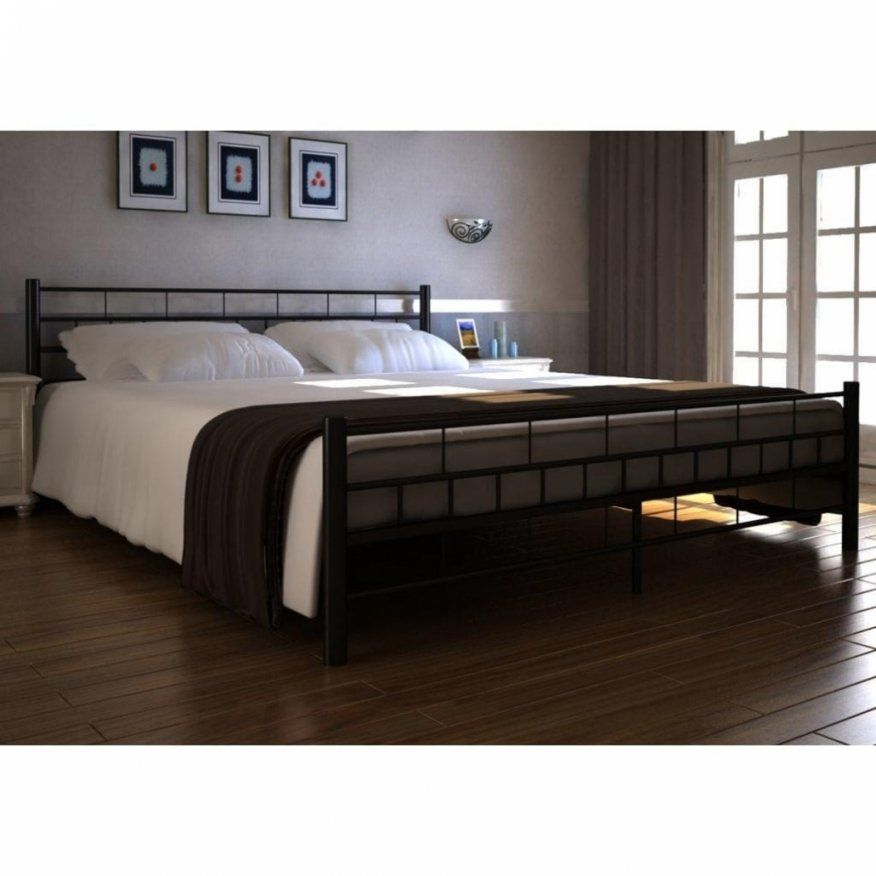 Luxus Betten Mit Lattenrost Und Matratze 140×200 Vidaxl Bett von Real Matratze 140X200 Bild