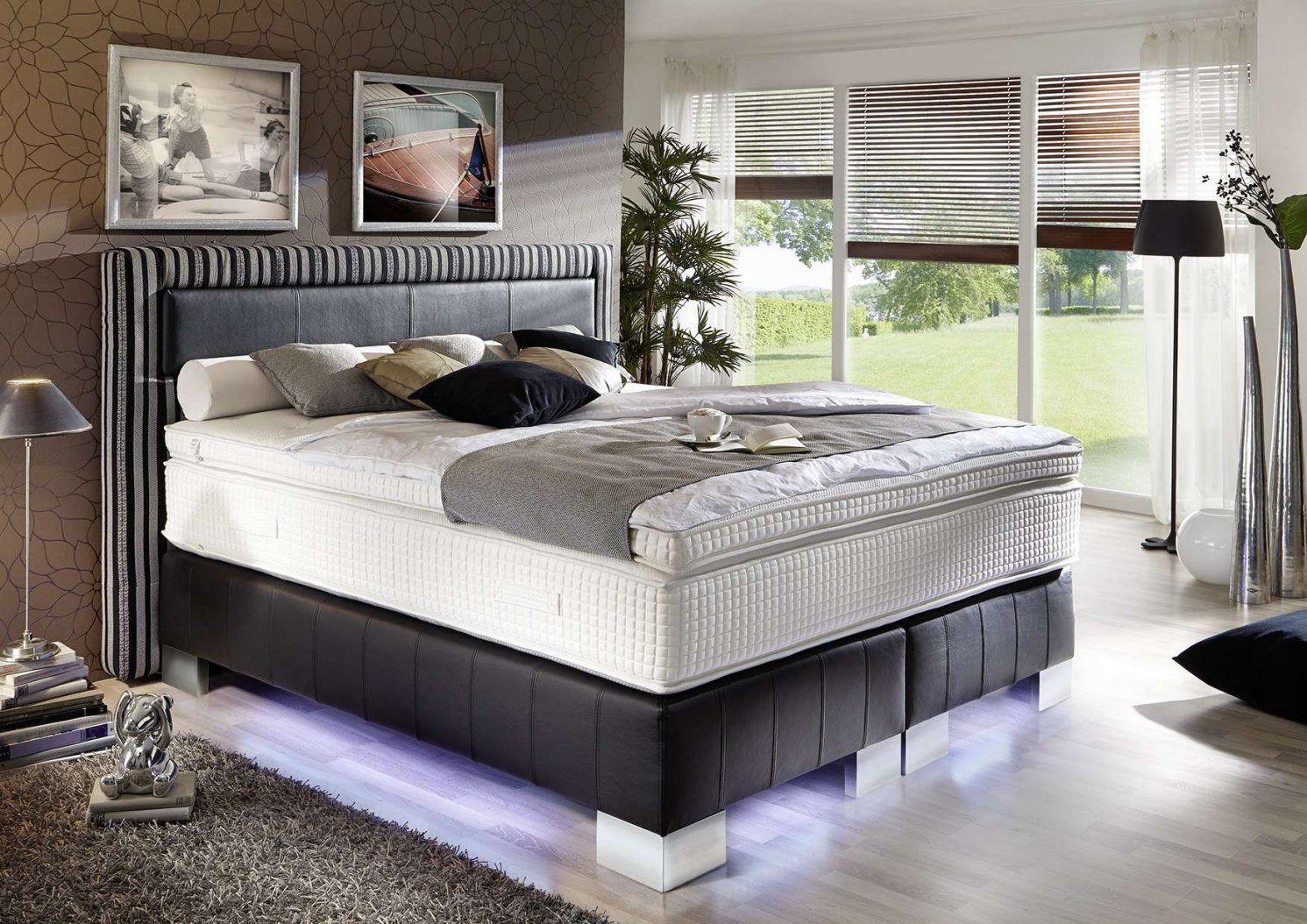 Luxus Boxspringbett  Schlafen Sie Wie Im 7* Luxus Hotel Wir Machen von Boxspringbett Höhe 70 Cm Bild