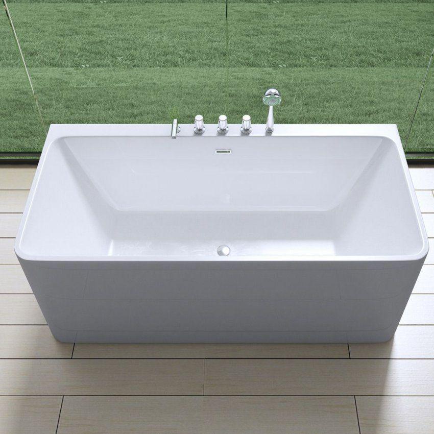 Luxus Design Badewanne Vicenza 601S Freistehend von Badewanne Mit Integrierter Armatur Bild