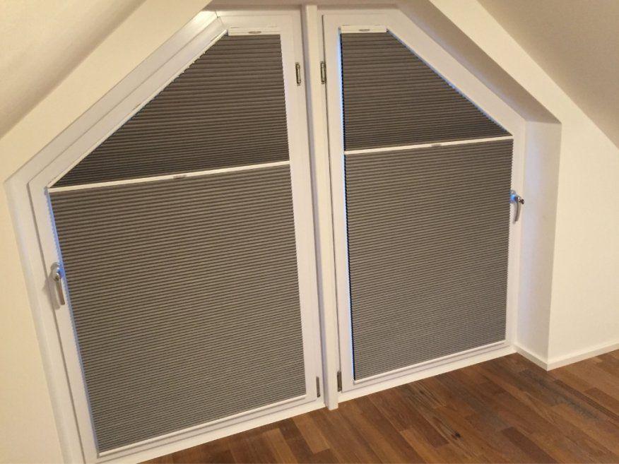 Luxus Rollo Für Dreiecksfenster Hausdesign Dreiecksfenster Rollo von Jalousien Für Dreieckige Fenster Photo