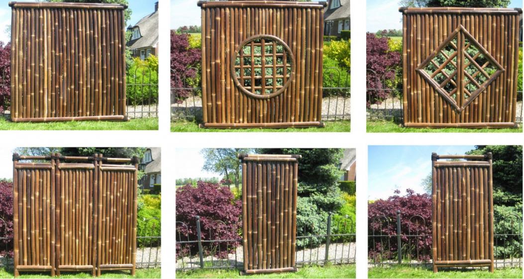 Luxus Sichtschutz Holz Selber Bauen  Einzigartige Ideen Zum Sichtschutz von Origineller Sichtschutz Selber Machen Bild
