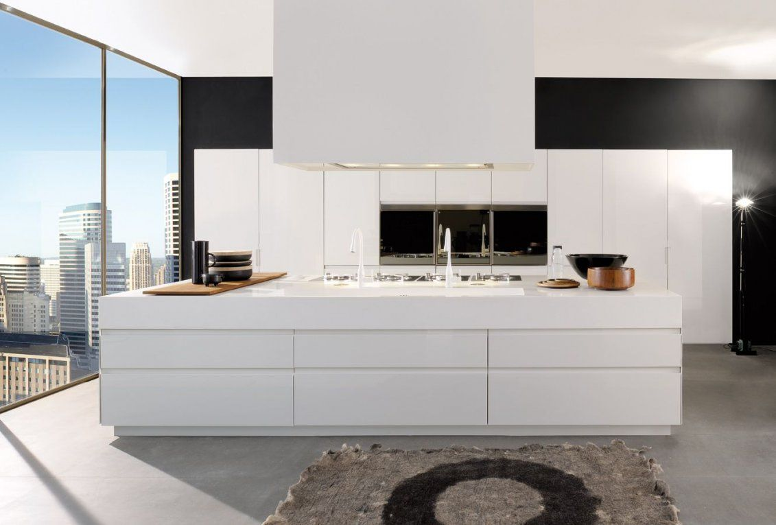 Luxusküche Mit Kochinsel  Luxusküchen  Pinterest  Luxusküchen von Luxus Küche Mit Kochinsel Bild