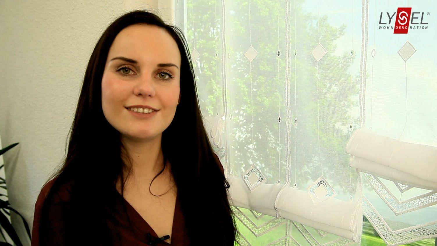 Lysel® Panneauxs  Gestaltungsideen Mit Gardinen  Youtube von Gardinen Raffen Mit Magneten Bild