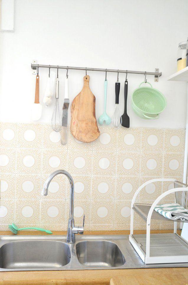 Makeover Küche Verschönern Vorhernachher (Teil 2) – Bonny Und Kleid von Küche Verschönern Vorher Nachher Photo