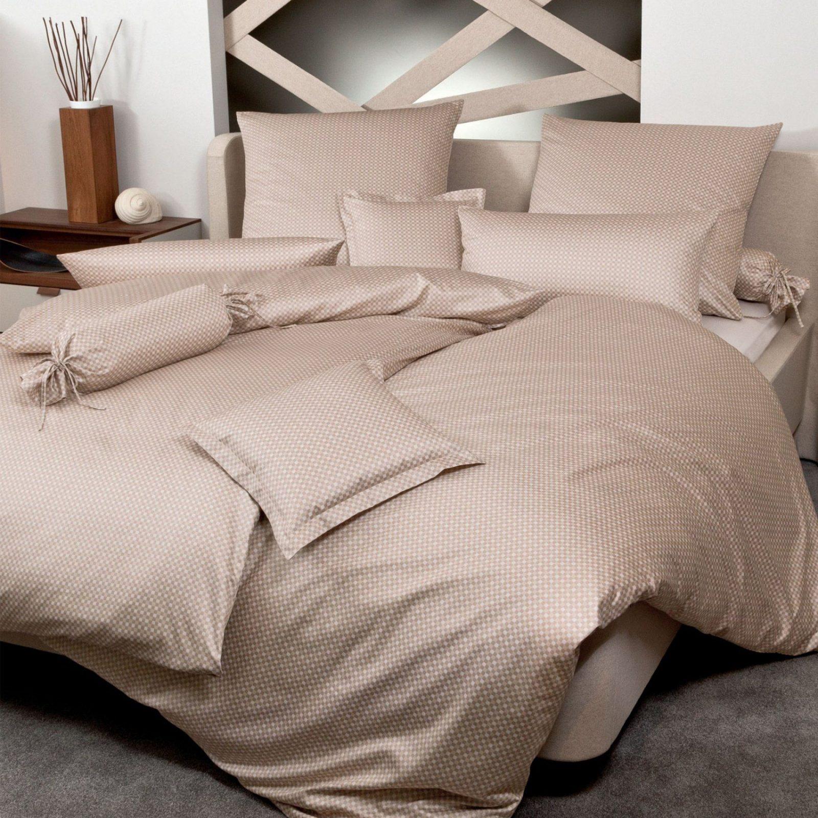 Makosatinbettwäsche Online Kaufen  Belama von Hochglanz Satin Bettwäsche Bild