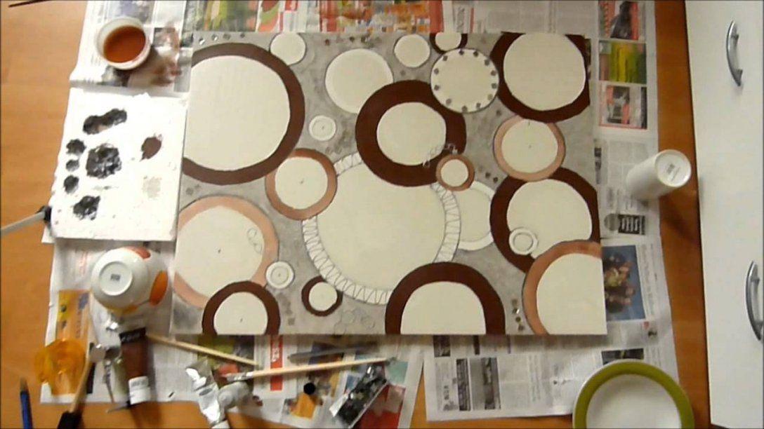 Malen Mit Trixi (Acryl Auf Leinwand)  Youtube von Bilder Auf Leinwand Selber Malen Photo