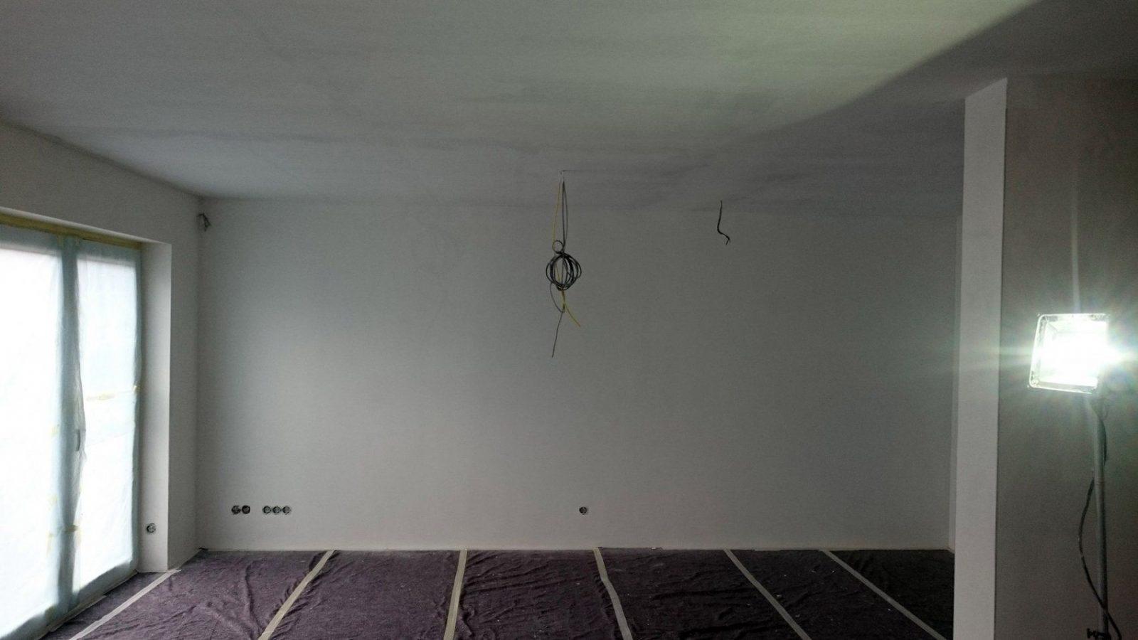 Malerarbeiten Malervlies Kleben Und Streichen In Eigenleistung von Wohnung Streichen Lassen Kosten Photo