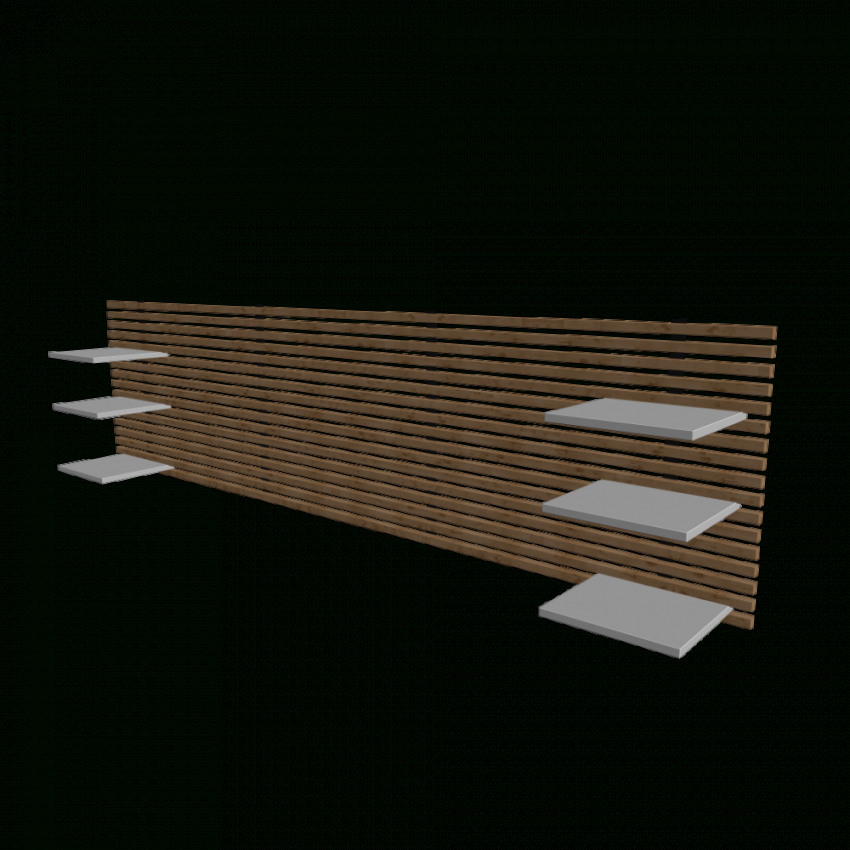 Mandal Kopfteil  Einrichten & Planen In 3D von Kopfteil Bett Selber Machen Ikea Bild
