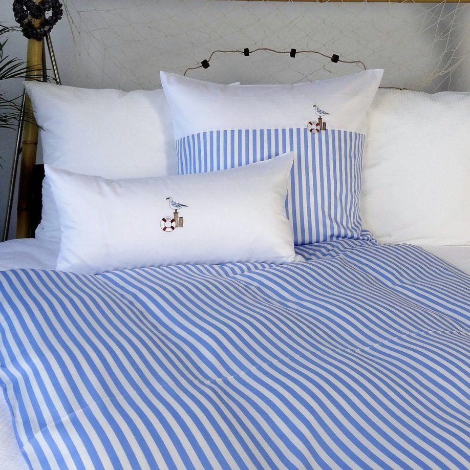Maritim Schlafen Betten Bettwäsche Und Wolldecken Onlineshop von Maritime Bettwäsche Günstig Photo