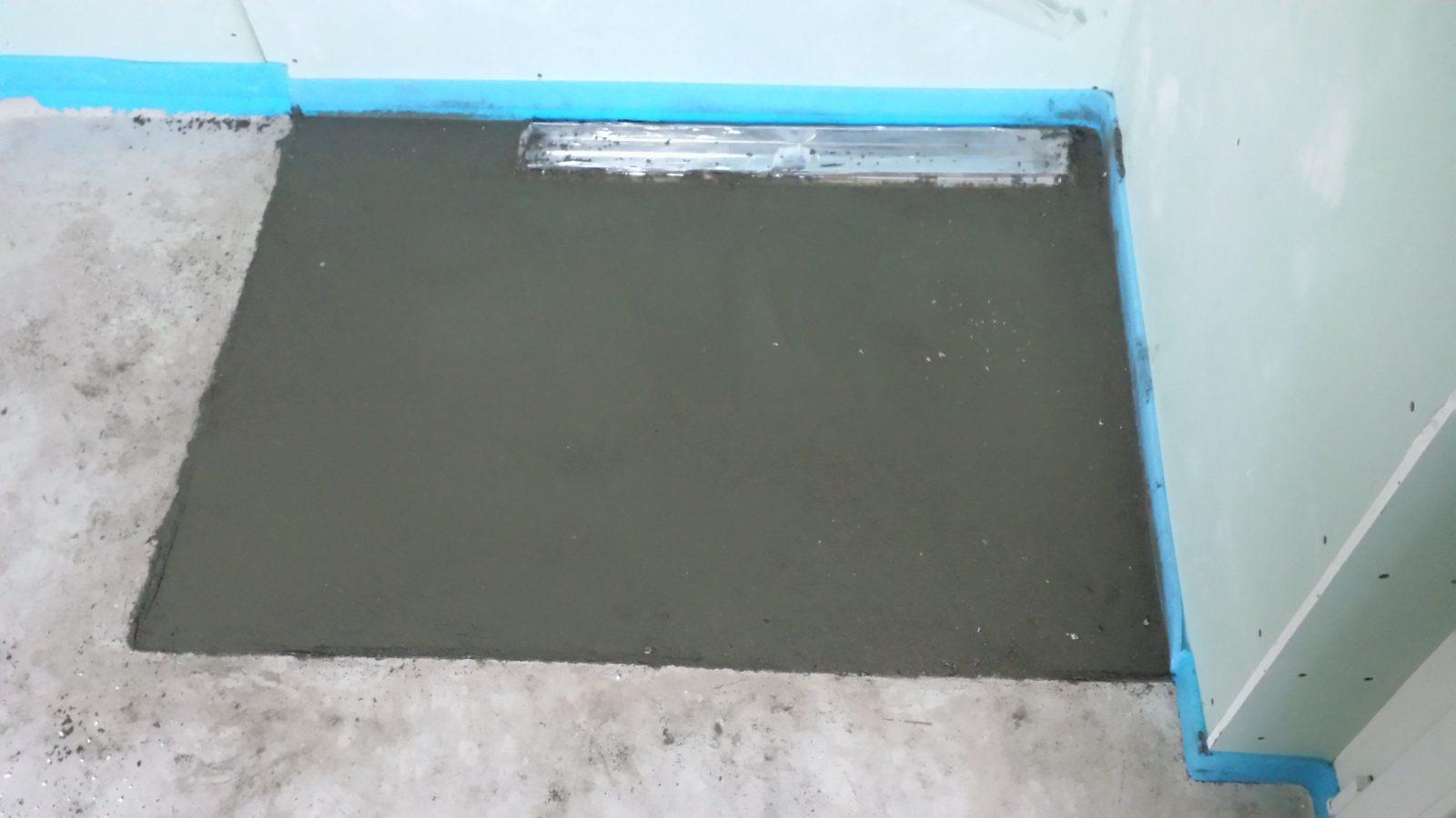 Massa Community  Bilder von Bodengleiche Dusche Einbauen Estrich Photo