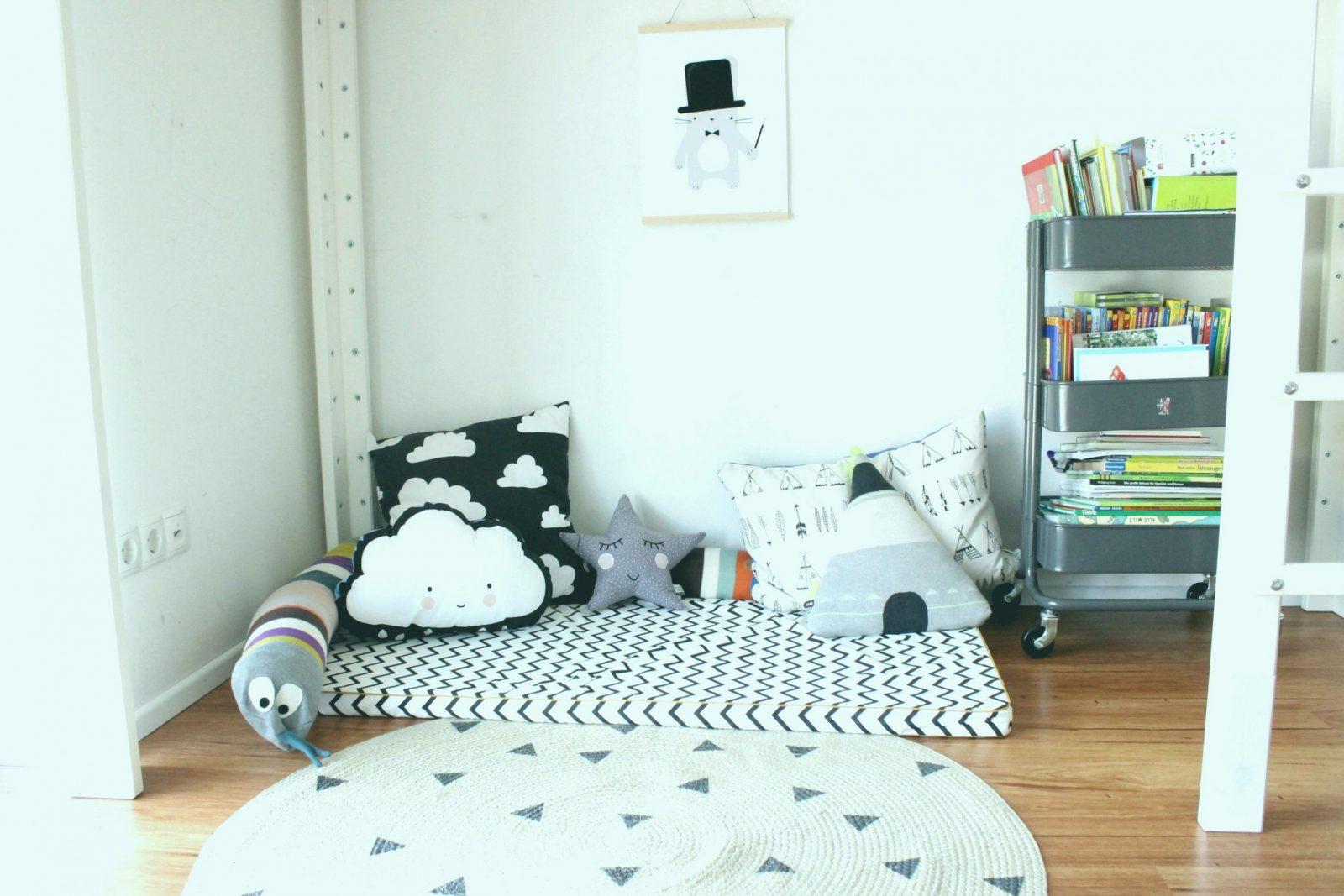 Kuschelecke Kinderzimmer Selber Bauen