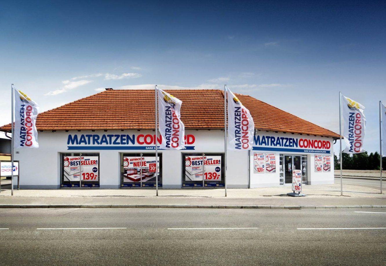 Matratzen Concord Öffnungszeiten  Opstartbaan von Matratzen Concord Freiburg Photo