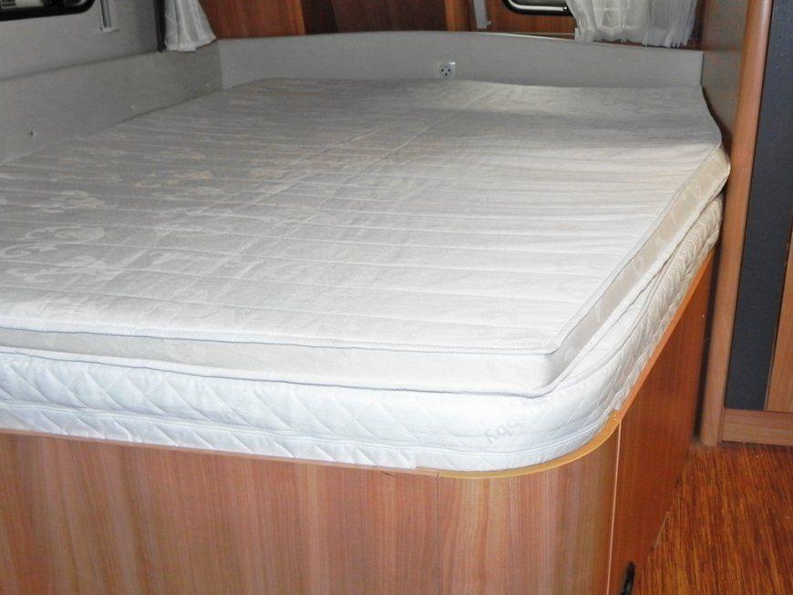 Matratzen Für Wohnwagen Hobby  Opstartbaan von Matratze Wohnwagen Abgeschrägt Bild