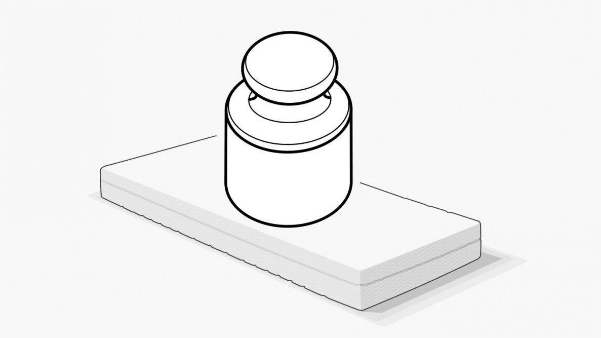 Matratzenhärtegrad  Welcher Ist Der Richtige Für Mich  Bett1 von Welchen Härtegrad Brauche Ich Bild
