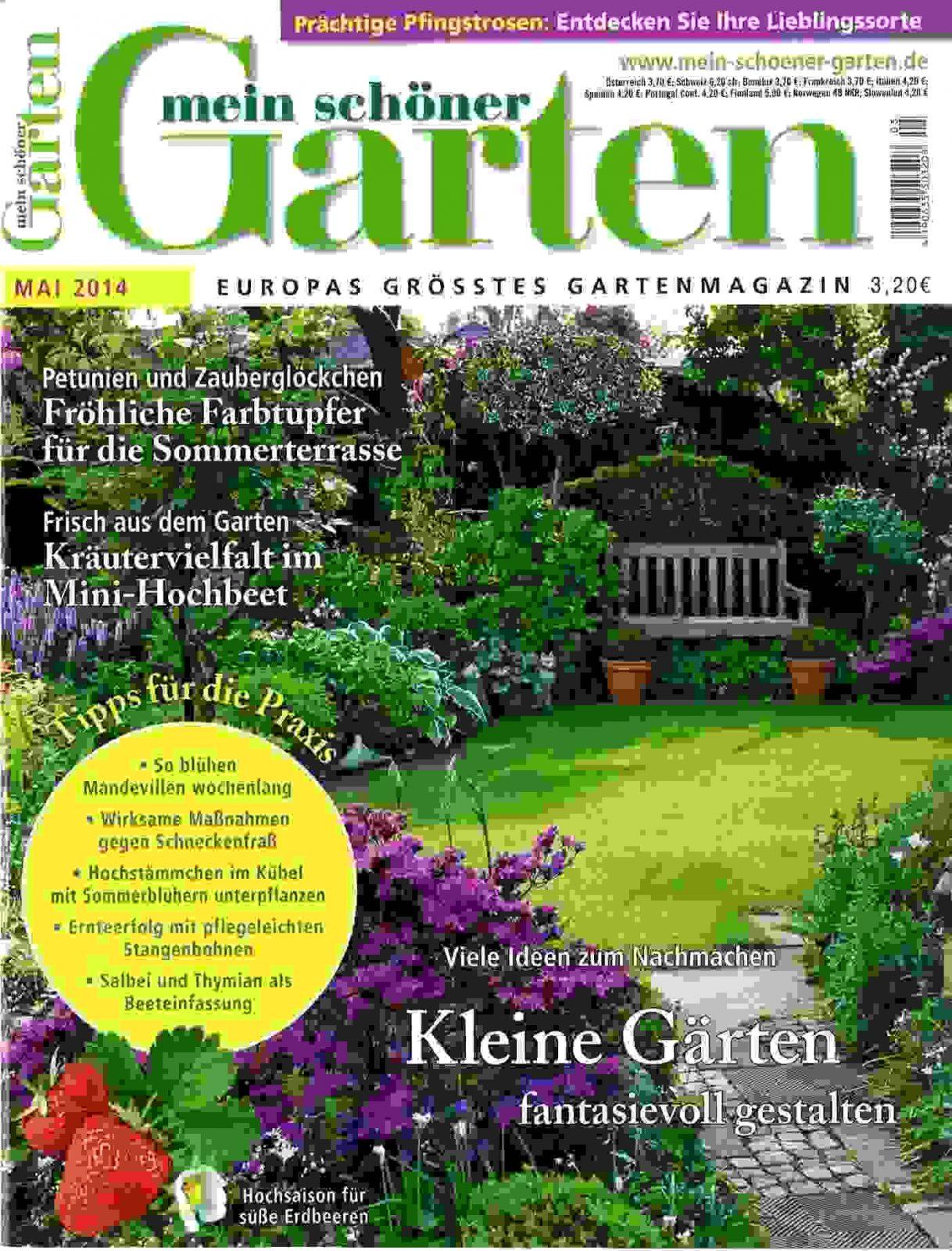 Mein Schöner Garten Spezial Produkt  Almo Drg von Mein Schöner Garten Geschenkabo Bild