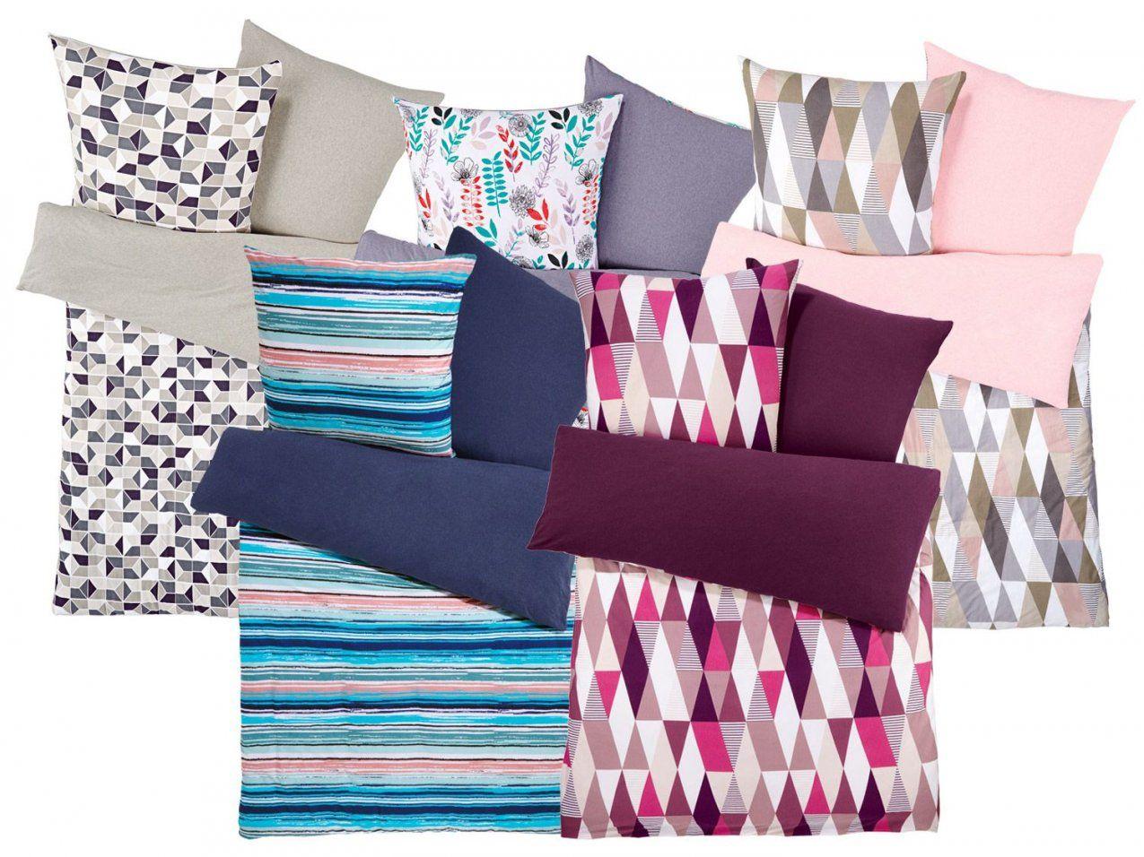 Meradiso® Jerseybettwäsche 200 X 220 Cm  Lidl Deutschland  Lidl von Bettwäsche 200X220 Rosa Bild