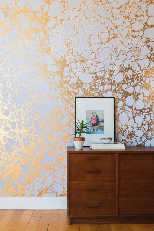 Wandfarbe gold farbe wandgestaltung haus design ideen for Wandfarbe gold farbe wandgestaltung