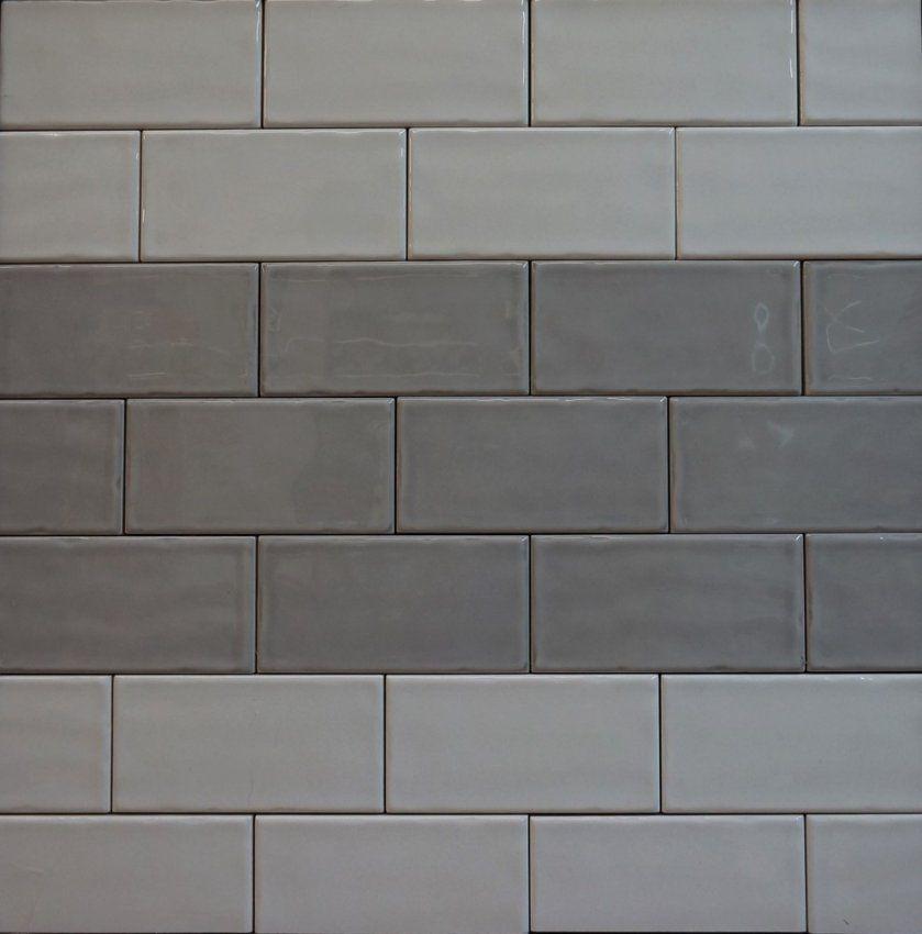 Metro Fliese Weiß Grau Gewellt 75 X 15 Online Kaufen von Metro Fliesen 7 5X15 Bild