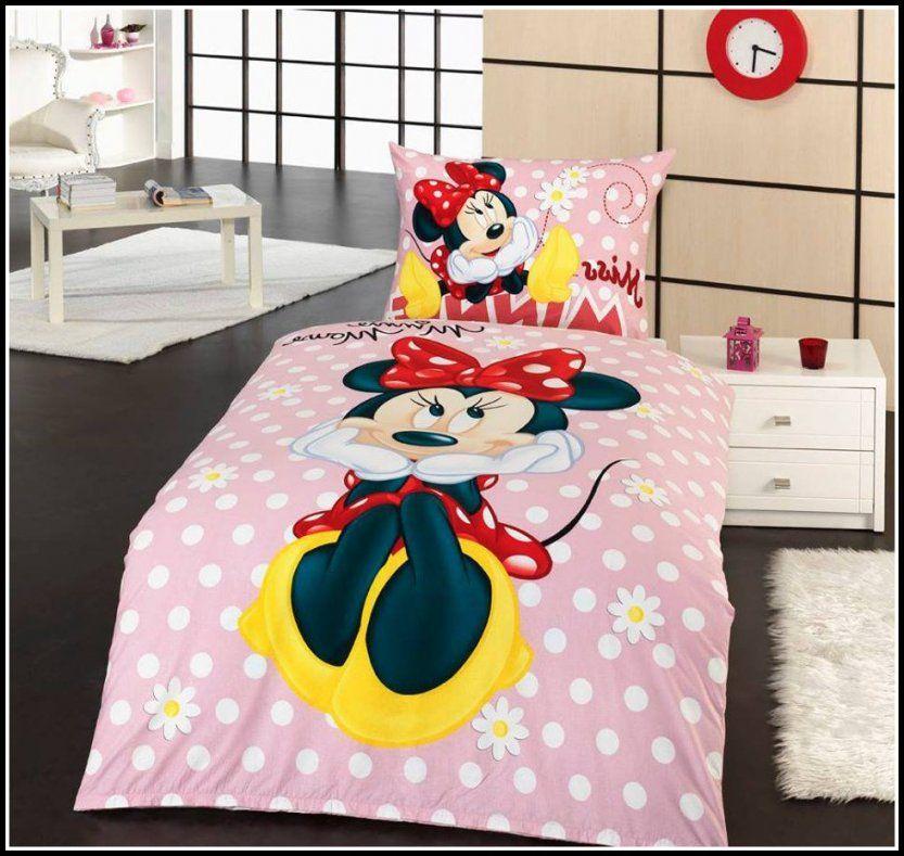 Mickey Mouse Minnie Mouse Micky Maus Minni Maus Bettwäsche Für von Micky Und Minni Maus Bettwäsche Bild